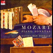 Mozart: Piano Sonatas / Pienaar