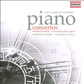 Dussek: Piano Concertos / Andreas Staier
