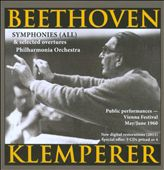 Beethoven: Complete Symphonies / Klemperer