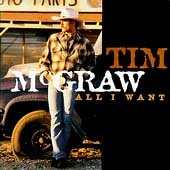 Tim McGraw: All I Want