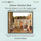 Bach: Was mir behagt ist nur die muntre Jagd / Rilling