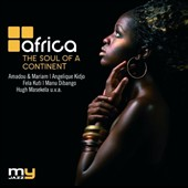 Various Artists: My Jazz: Africa