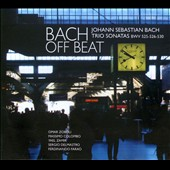 Bach Off Beat: Trio Sonatas, BWV 252, 256, 230 / Zoboli, Colombo, Zamir, etc.