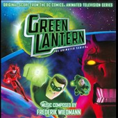 Green Lantern: The Animated Series [Original Score]