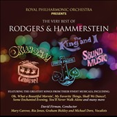 Best of Rodgers & Hammerstein / Mary Carewe, ria Jones, Graham Bickley, Michael Dore / Royal PO