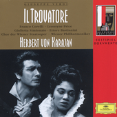 Verdi: Il Trovatore / Karajan, Corelli, Price, Simionato