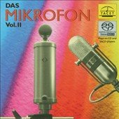 Various Artists: Das Mikrofon, Vol. 2: The History of the Condenser Microphone