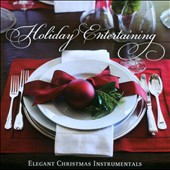 Various Artists: Holiday Entertaining [Reflections]
