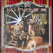 Hinder: Welcome to the Freakshow *