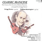 Mancini: Classic Film Scores / Nestor, Kanengiser