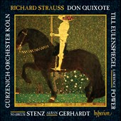 Richard Strauss: Don Quixote; Till Eulenspiegel / Lawrence Power, viola; Alban Gerhardt, cello