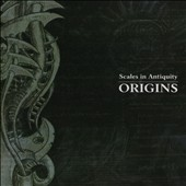 Scales In Antiquity: Origins