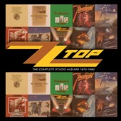 ZZ Top: The  Complete Studio Albums 1970-1990 *