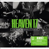Heaven 17: Live from Metropolis Studios [DVD+CD] *