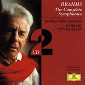 Brahms: The Complete Symphonies / Karajan, Berlin PO