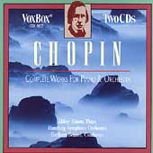 Chopin: Complete Works for Piano / Abbey Simon
