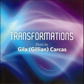 'Transformations' - Chamber music by Gila (Gillian) Carcas (b.1963) / Naama Neumann: flute, piccolo; Ella Toovy: cello; Imri Talgam: piano