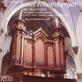 Rheinberger: Organ Works Vol 2 / Bruce Stevens