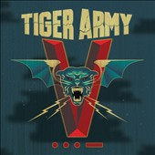 Tiger Army: V [Digipak] *