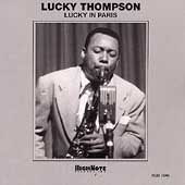 Lucky Thompson: Lucky in Paris