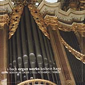 Bach: Organ Works / Kolbein Haga