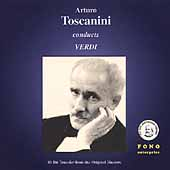 Arturo Toscanini conducts Verdi