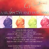 Copland: Chamber Music / A. and C. Summerhayes, et al