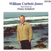 William Corbett-Jones - Piano Works by Franz Schubert