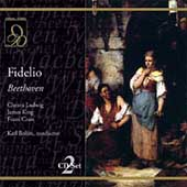 Beethoven: Fidelio / Böhm, Ludwig, Mathis, Hotter, Vienna PO