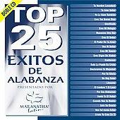 Various Artists: Top 25 Exitos de Alabanza