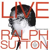 Ralph Sutton (Piano): Ralph Sutton Live in Hamburg on October 9, 1999