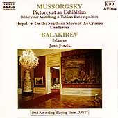 Mussorgsky: Pictures at an Exhibition, etc / Jenö Jandó