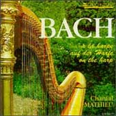 Bach on the harp / Chantal Mathieu