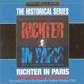 Richter in Recital - Haydn, Debussy, Prokofiev