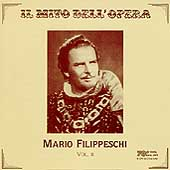 Il Mito Dell'Opera - Mario Filippeschi Vol II