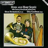 Horn and Harp Soirée / Sören Hermansson, Eric Goodman