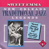 Sweet Emma Barrett: New Orleans Traditional Jazz Legends, Vol. 1