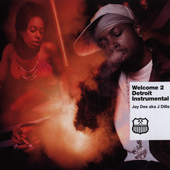 J Dilla: Welcome To Detroit: Instrumentals [PA]