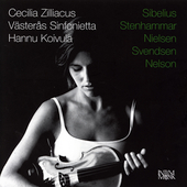 Scandinavian Works for Violin and Orchestra - Sibelius, etc