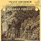 Krommer: Partitas / La Gran Partita
