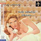 Julie London: Your Number, Please... [Remaster]