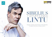 Sibelius: The Complete Symphies Nos. 1 - 7; Documentary 'Sort of Sibelus' / Finnish Radio SO, Hannu Lintu (live, Helsinki Music Centre) [5 DVD]