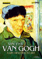 Vincent Van Gogh: A Life Devoted to Art (art documentary, 2009) - presents the artist's life story and all of his masperpieces plus interviews with family members and the director of the Van Gogh Museum [DVD]