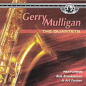 Gerry Mulligan: Quartets