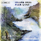Grieg: Peer Gynt Op. 23 / Ruud, Hageg&#229;rd, et al