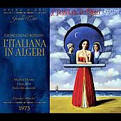 Grand Tier - Rossini: L'italiana in Algeri / Abbado, Horne