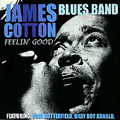 James Cotton (Harmonica): Feelin' Good [Acrobat/Hepcat]