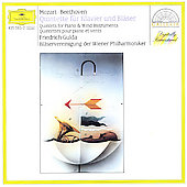 Beethoven: Quintet For Piano & Wind Instruments