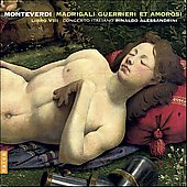 Monteverdi: Madrigali Libro VIII / Concerto Italiano