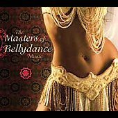 Various Artists: The Masters of Bellydance Music
